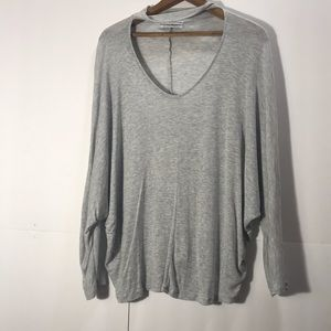 Urban Outfitters gray lightweight knit M